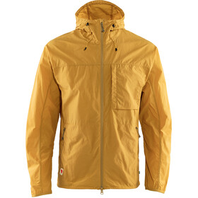 Fjällräven High Coast Wind Jacket Men ochre